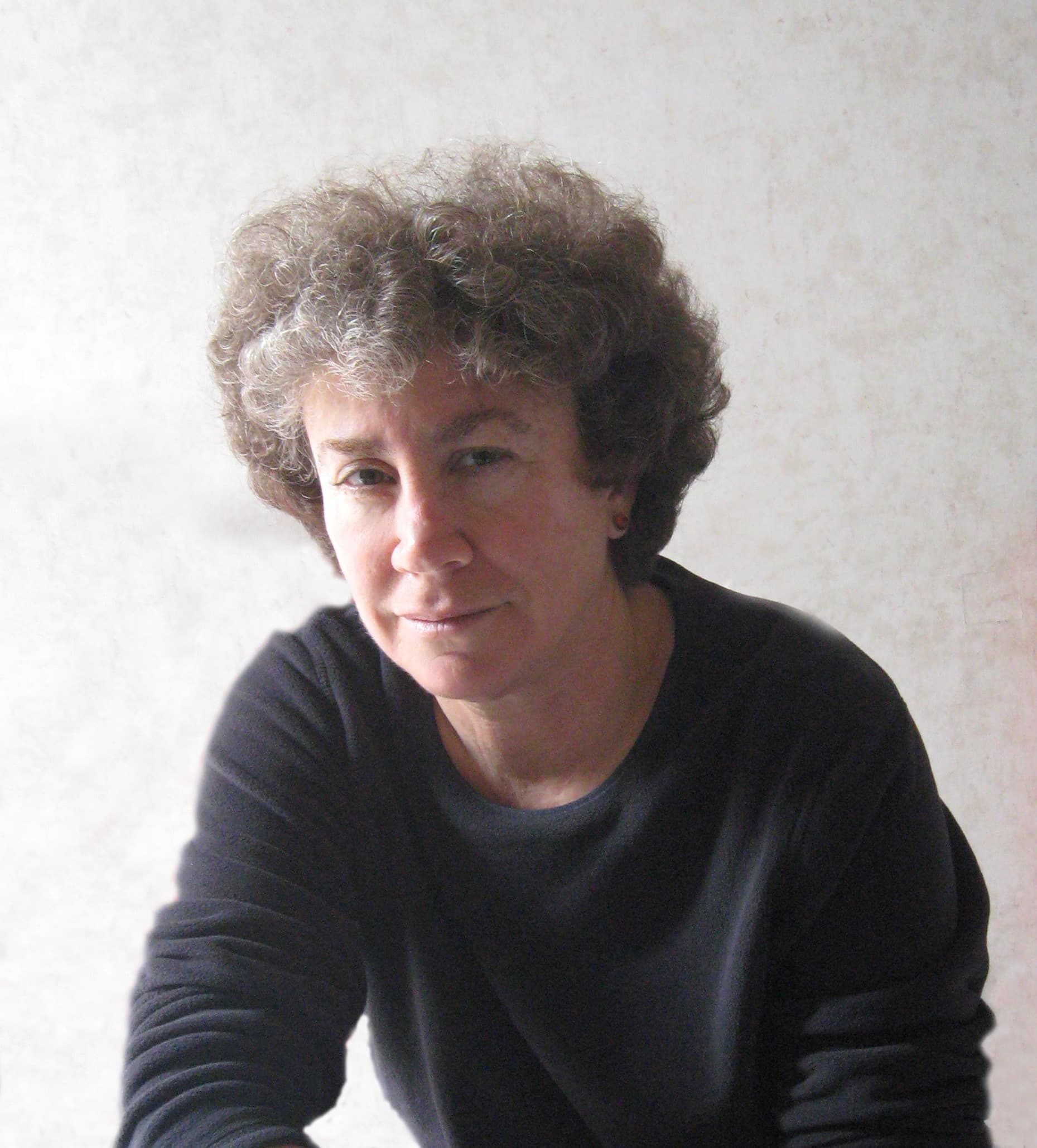 Author and Creative Writing Professor Jill Ciment